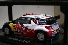 Norev Citroen DS3 WRC Rallye Portugal Ogier 1:18