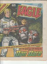 EAGLE Comic 16 August 1986 - Dan Dare