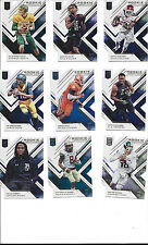 2016 PANINI DONRUSS ELITE FOOTBALL 24-CARD ROOKIE ASPIRATIONS LOT - WENTZ, GOFF