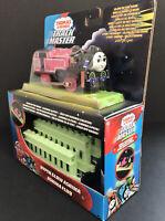 Thomas & Friends Trackmaster Motorised HYPER GLOW IN THE DARK ASHIMA Train Track