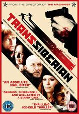 DVD:TRANSSIBERIAN - NEW Region 2 UK