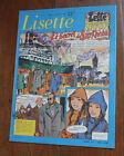 1957 Lisette N°8 Magazine jeunesse BD enfance Enfantina Journal des Filles TBE