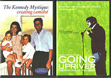 The Kennedy Mystique: Creating Camelot & Going Upriver - John Kerry - 2 DVDs