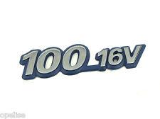 Nuevo FIAT 100 16V insignia emblema Para ¡Bravo & Brava 95-01 Marea 96-02
