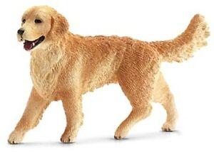 Schleich - Golden Retriever Female dog toy figure NEW * Farm Life #16395