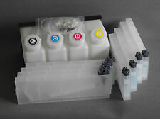 Bulk ink system (4x8) for Roland, Mimaki Printers. US Fast Shipping