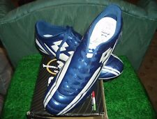 Lotto Soccer Zhero Flash Blue/Silver size 11.5