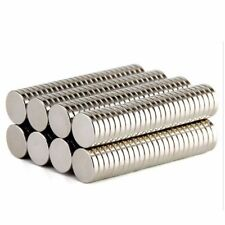 20Pcs 6x1mm Neodymium Disc Super Strong Rare Earth N35 Small Fridge Magnets CT04