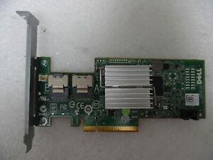 Dell PERC H200 6Gbs PCI-e SAS SATA 8-Port Controller SAS2008 9210-8i 47MCV