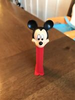 Disney Mickey Mouse Red PEZ Dispenser