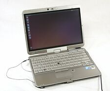 "HP Elitebook 2730p Tablet 12.1"" Core 2 Duo 1.60GHz 2GB RAM 120GB HDD Wifi"
