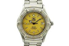 Vintage Tag Heuer 2000 Series Professional Midsize 964.013 Quartz Watch 1085