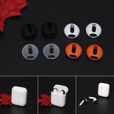 4Pairs Silicone in-ear Headset Earbuds Cover Anti-Lost Ear Cap for Apple Airpods