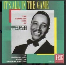 Its All in the Game, Tommy Edwards, Used; Good CD
