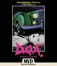 D.O.A.: A Right Passage [New Blu-ray] With DVD, Special Edition