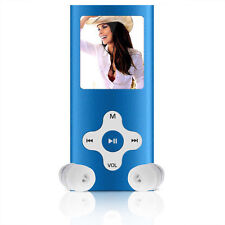 MP3 MP4 Player 256GB walkman LCD Screen FM Radio Video Games Movie Headset Lot