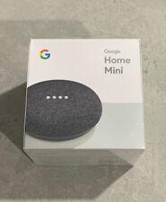 Google Mini Speaker Charcoal Brand New