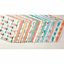Stampin Up! Cupcakes & Carousels 6�x6� Designer Series Paper Stack 1 Sheet Cut