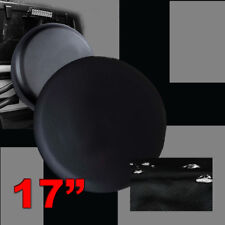 """Universal Black Spare Tire Cover R17 Wheel Protection 31"""" 33"""" New Free Shipping"""