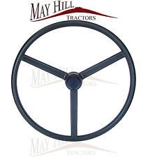 """Ford 2000,3000,3600,4000 - 7610 Tractor 18"""" O.D Steering Wheel 5/8"""" Fine Spline"""