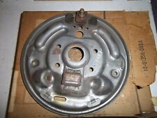 1961 AMC RAMBLER CLASSIC LEFT REAR BRAKE BACKING PLATE NOS