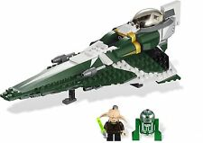 Lego 9498 Star Wars Starfighter + Notice complet 97 % de 2012 manq Saesee