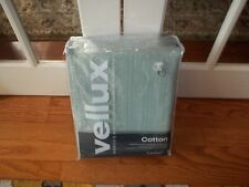 NIP West Point Home Vellux Sage Green 100% Natural Cotton Full/Queen  Blanket