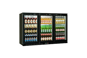 Rhino COLD1350H Triple Hinged Back Bar Chiller