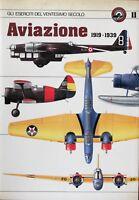 Aviazione II -  1919-1939 -gli eserciti del ventesimo secolo - Curcio