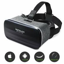 HAMSWAN Occhiali Virtuali 3D Occhiali VR Compatibile con Tutti Gli Smartphone...