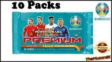 Panini UEFA Euro 2020 Adrenalyn XL 10 PREMIUM PACKS FULL BOX