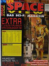 1/1998 Space View Act X-Xena-Star Trek-Star Wars Voyager (sv16)
