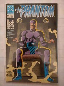 DC Comics THE PHANTOM #1, 1989