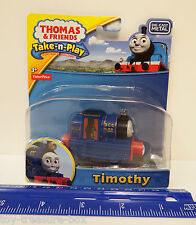Thomas & Friends Take-n-Play - TIMOTHY Die Cast Metal Vehicle - Ages 3 & up