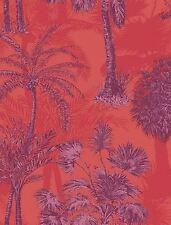 Sophie Conran Coconut Grove Wallpaper Campari 950606 BRAND NEW batch A1