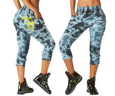 Zumba Fitness Capri Hose All Night Cropped Dance Harem Pants Gr. S 38 *NEU*