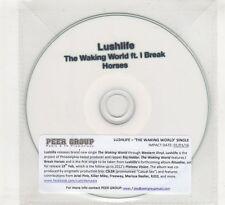 (HD694) Lushlife, The Waking World ft I Break Horses - 2016 DJ CD