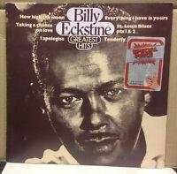 BILLY ECKSTINE Greatest Hits 1973 UK  vinyl LP EXCELLENT CONDITION best of    A
