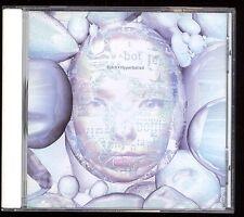 BJORK  HYPERBALLAD  (Radio Edit + Remix)  CD  4 titres   Comme Neuf