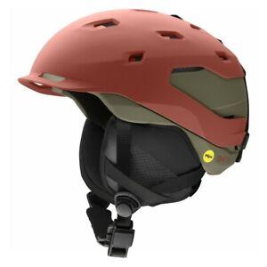 Smith Quantum MIPS Ski Snowboard Helmet Adult Medium 55-59 cm Red Clay / Alder