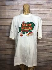 Vintage T-shirt the Oakland Marathon association 1983 Size XLarge