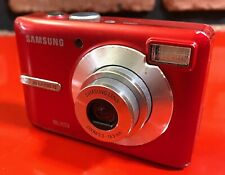 Samsung BL103 10.2MP HD Digital Camera with 15x Full Zoom Red - With 2GB SD Card