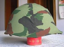 1986's China PLA Navy Marines Camouflage Helmet Cover