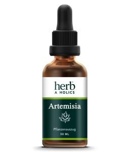 Artemisia annua Extrakt / Einjähriger Beifuß / Qing Hao - 50 ml - herbaholics