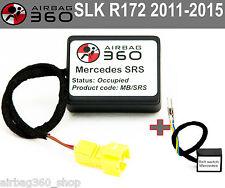 Mercedes SLK 172 Passenger Seat  occupancy occupied recognition sensor emulator