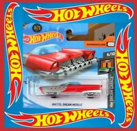 Hot Wheels 2020    MATTEL DREAM MOBILE   129/250   NEU&OVP