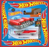 Hot Wheels 2020    MATTEL DREAM MOBILE   129/250   NEU&OVP