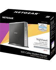 💥Netgear Nighthawk Dual Band AC1900 Router With 24 x 8 DOCSIS 3.0 Modem💥