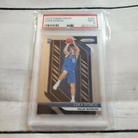 2018-19 Panini Prizm #280 Luka Doncic Dallas Mavericks RC Rookie PSA 9 MINT 📈📈