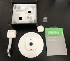Ecobee Smart Room Sensor, Power Extension Kit And Trim Plate